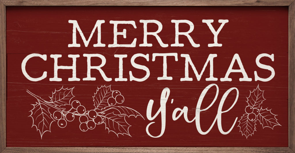 Merry Christmas Yall.Merry Christmas Y All Holly Kendrick Home